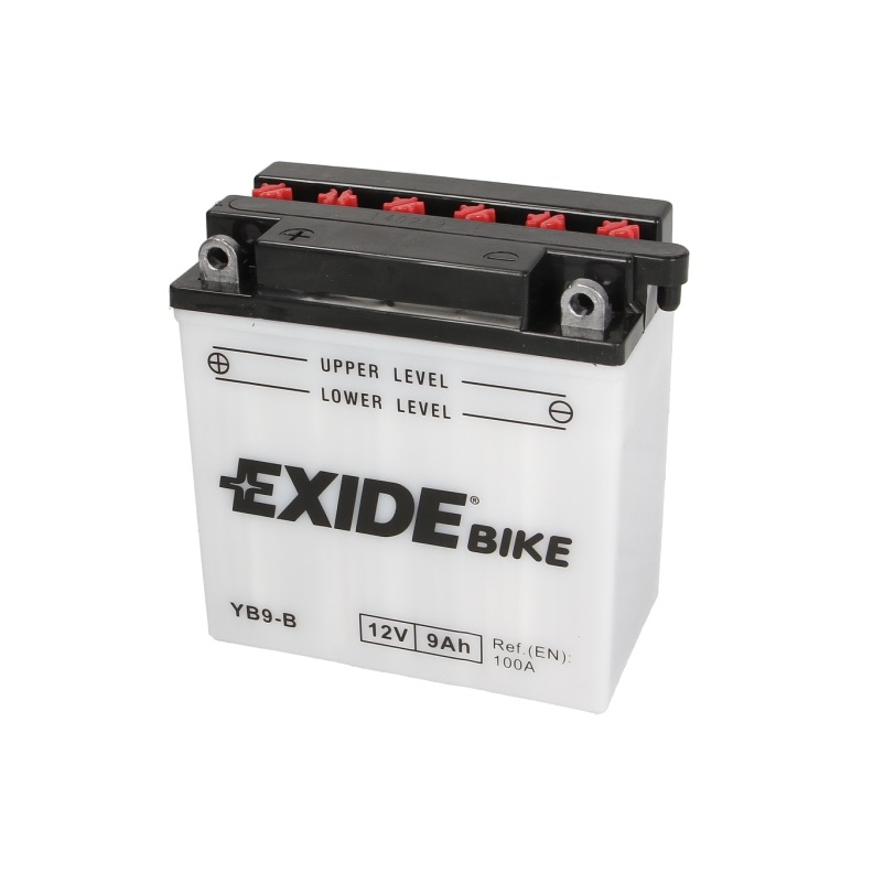 Akumulators EXIDE MAINTENANCE FREE YB9-B EXIDE