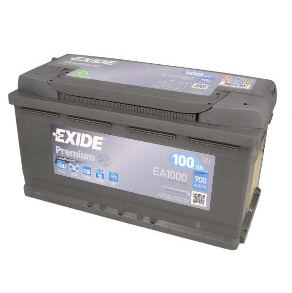 Akumulators EXIDE PREMIUM EA1000