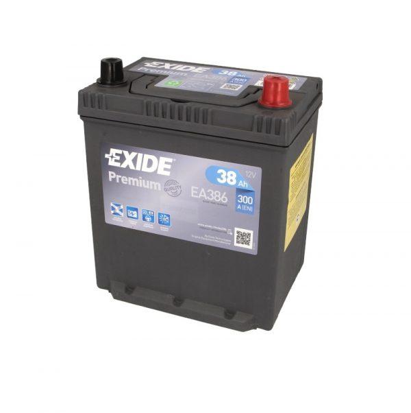 Akumulators EXIDE PREMIUM EA386