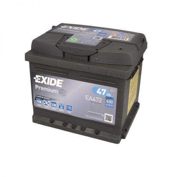 Akumulators EXIDE PREMIUM EA472