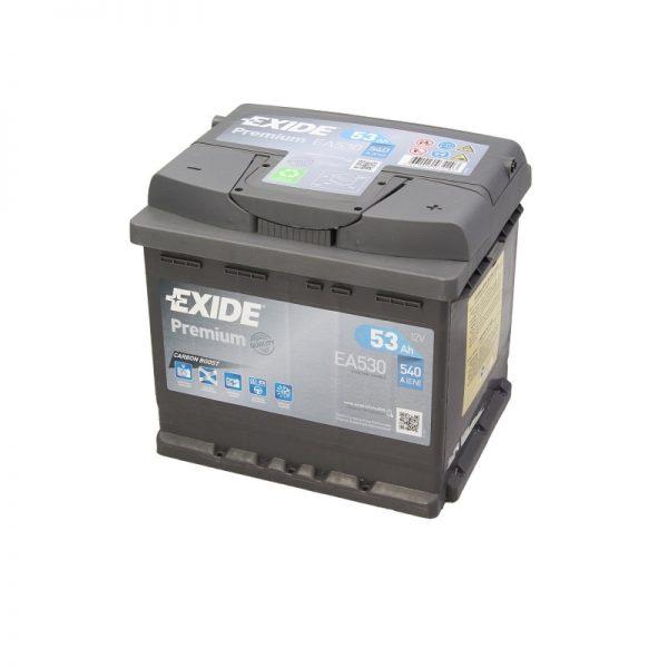 Akumulators EXIDE PREMIUM EA530
