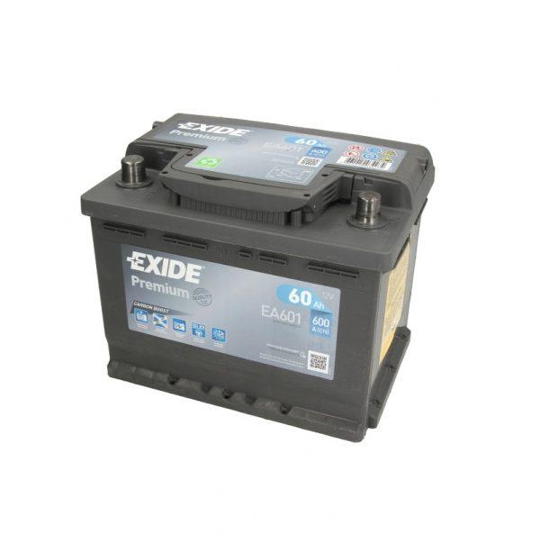 Akumulators EXIDE PREMIUM EA601