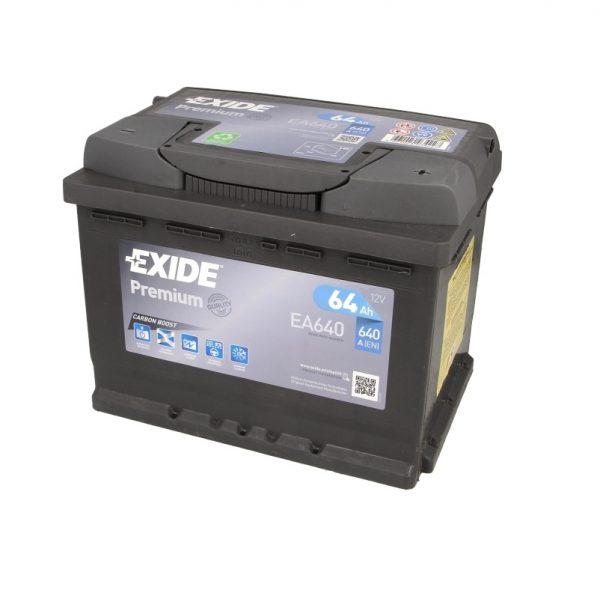 Akumulators EXIDE PREMIUM EA640