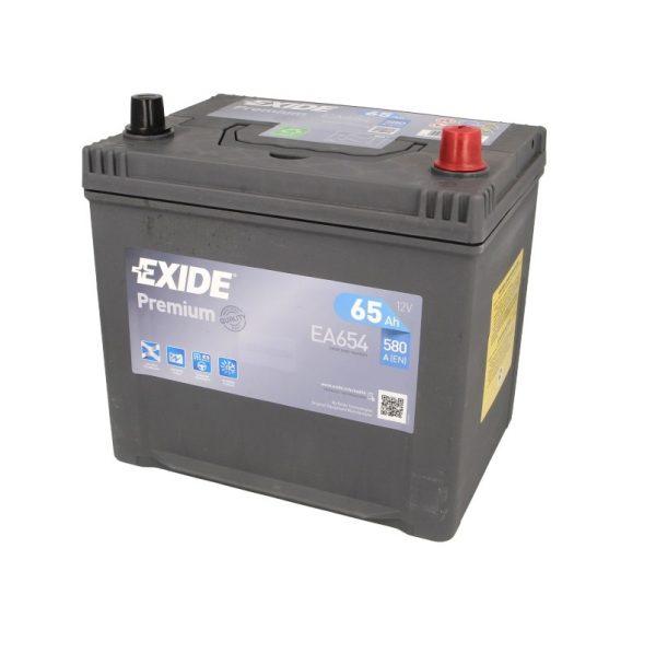 Akumulators EXIDE PREMIUM EA654