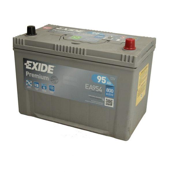 Akumulators EXIDE PREMIUM EA954