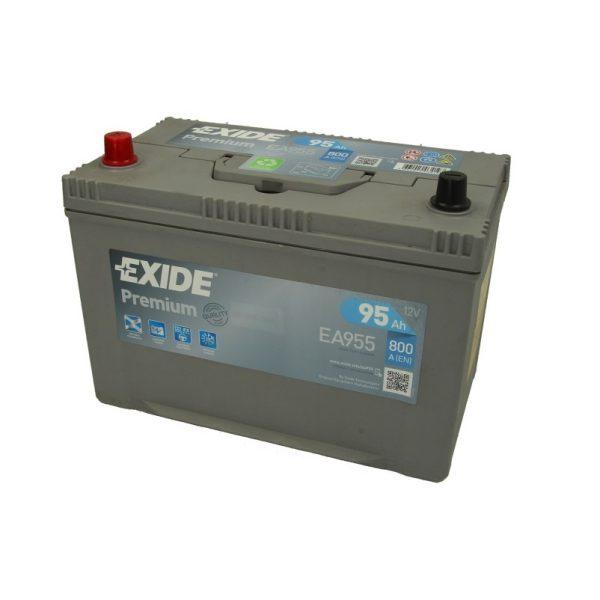 Akumulators EXIDE PREMIUM EA955