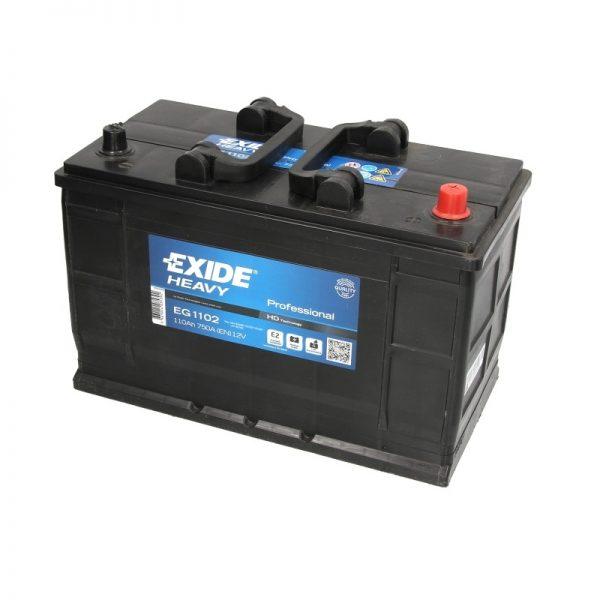 Akumulators EXIDE PROFESSIONAL EG1102