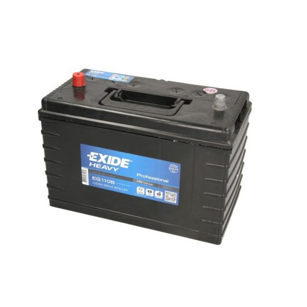 Akumulators EXIDE PROFESSIONAL EG110B