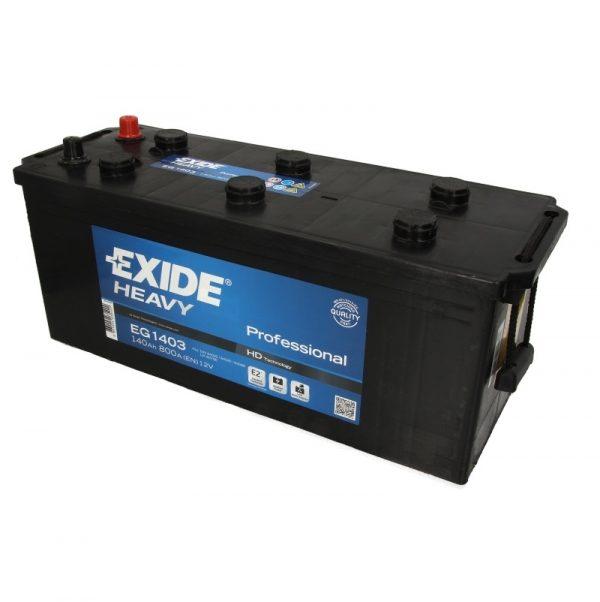 Akumulators EXIDE PROFESSIONAL EG1403