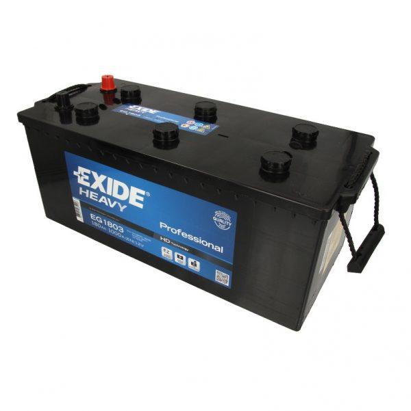 Akumulators EXIDE PROFESSIONAL EG1803
