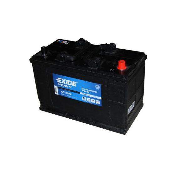 Akumulators EXIDE PROFESSIONAL POWER EF1202