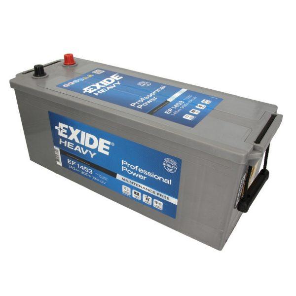 Akumulators EXIDE PROFESSIONAL POWER EF1453