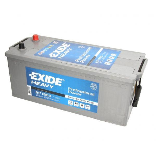 Akumulators EXIDE PROFESSIONAL POWER EF1853