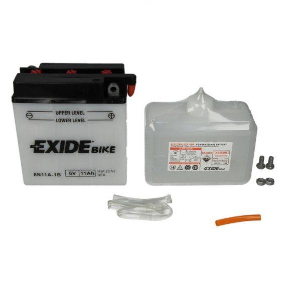 Akumulators EXIDE SEALED 6N11A-1B EXIDE