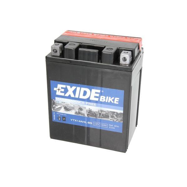 Akumulators EXIDE SEALED YTX14AHL-BS EXIDE
