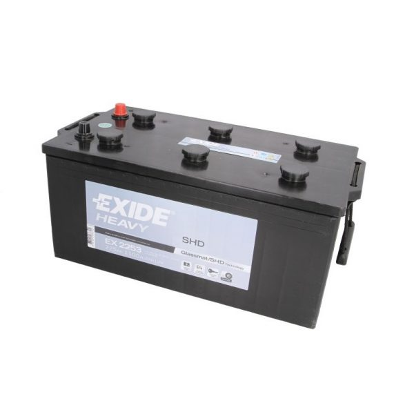 Akumulators EXIDE SHD EX2253
