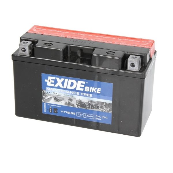 Akumulators EXIDE STANDARD YT7B-BS EXIDE