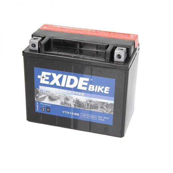 Akumulators EXIDE STANDARD YTX12-BS EXIDE