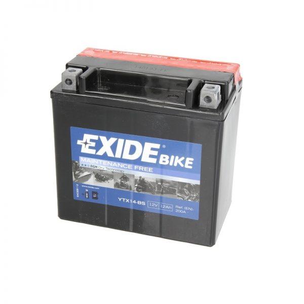 Akumulators EXIDE STANDARD YTX14-BS EXIDE