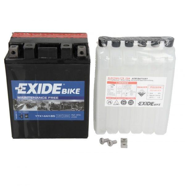 Akumulators EXIDE STANDARD YTX14AH-BS EXIDE