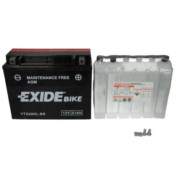 Akumulators EXIDE STANDARD YTX24HL-BS EXIDE