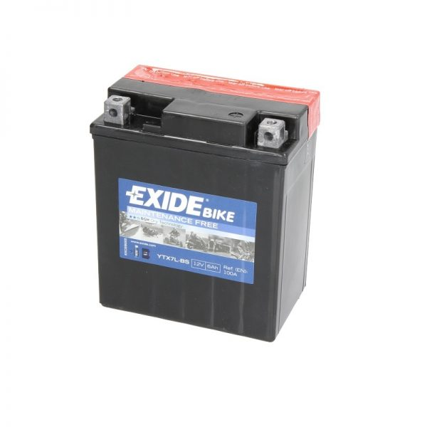 Akumulators EXIDE STANDARD YTX7L-BS EXIDE