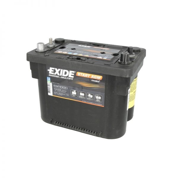 Akumulators START AGM EM1000