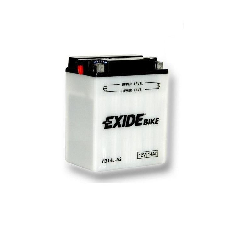 Akumulators EXIDE YB14L-A2 EXIDE AGM