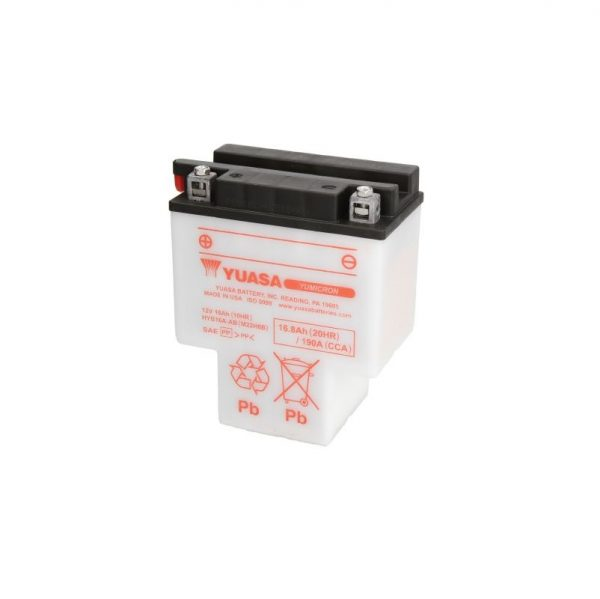 Akumulators EXIDES STANDARD HYB16A-AB YUASA