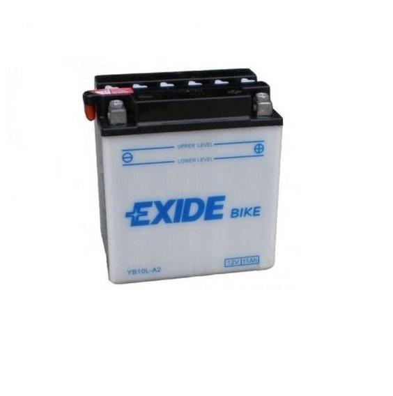 Akumulators EXIDE MAINTENANCE FREE YB10L-A2 EXIDE