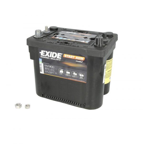 Akumulators EXIDE START AGM EM900