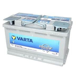 Akumulators VARTA AGM VA580901080