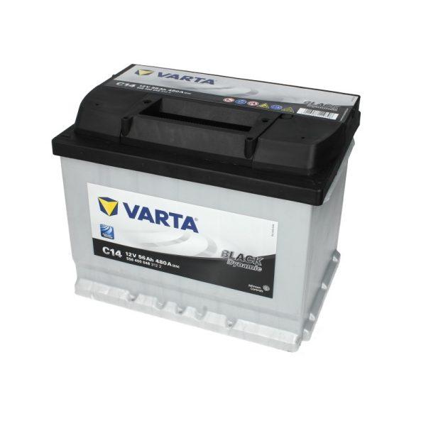 Akumulators VARTA BLACK DYNAMIC BL556400048