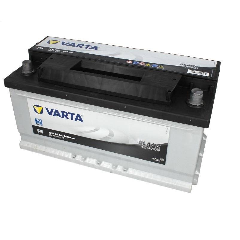 Akumulators VARTA BLACK DYNAMIC BL588403074