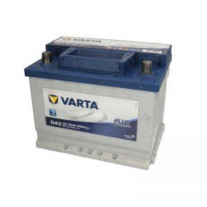 Akumulators VARTA BLUE DYNAMIC B560127054