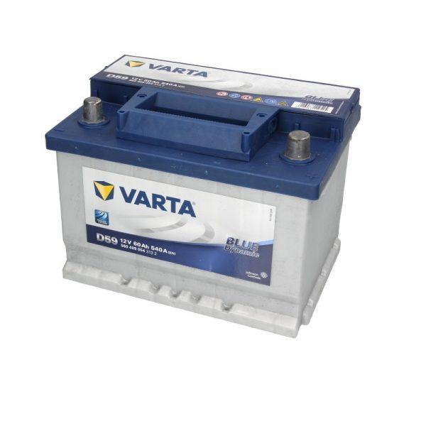 Akumulators VARTA BLUE DYNAMIC B560409054