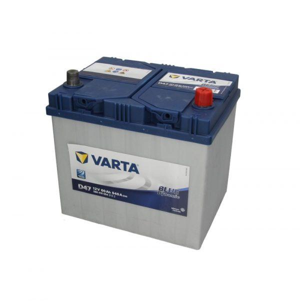 Akumulators VARTA BLUE DYNAMIC B560410054