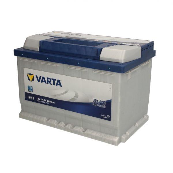Akumulators VARTA BLUE DYNAMIC B574012068
