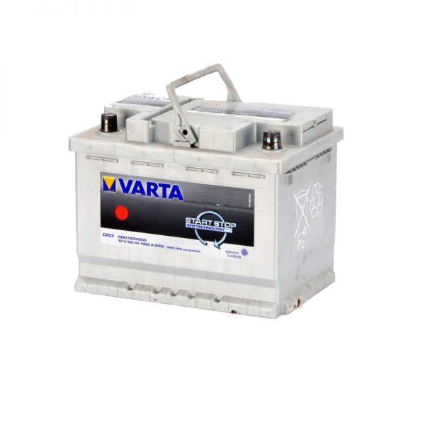 Akumulators VARTA EFB VA560500056
