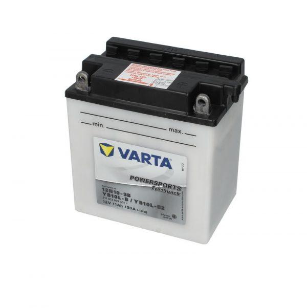 Akumulators VARTA POWERSPRT AGM 12N10-3B VARTA FUN