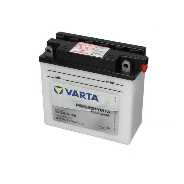 Akumulators VARTA POWERSPORT AGM 12N5.5-3B VARTA FUN
