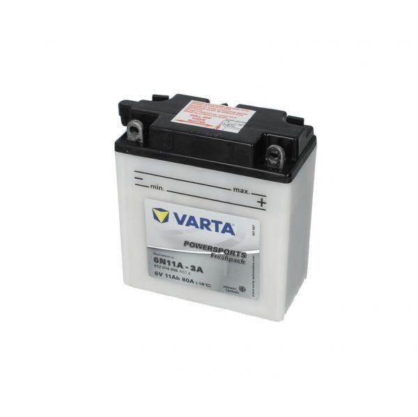 Akumulators VARTA POWERSPORT AGM 6N11A-3A VARTA FUN