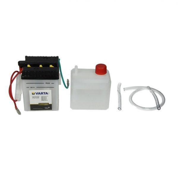 Akumulators VARTA POWERSPORT AGM 6N4-2A-2 VARTA FUN