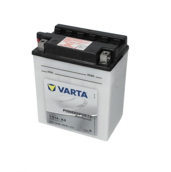 Akumulators VARTA POWERSPORT AGM YB14-A2 VARTA FUN