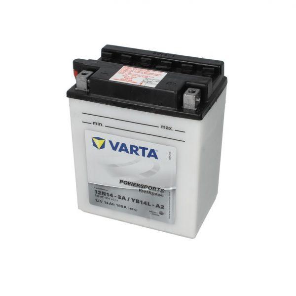Akumulators VARTA POWERSPORT AGM YB14L-A2 VARTA FUN