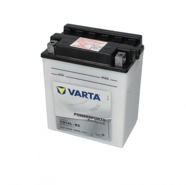 Akumulators VARTA POWERSPORT AGM YB14L-B2 VARTA FUN