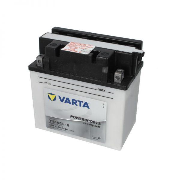 Akumulators VARTA POWERSPORT AGM YB16CL-B VARTA FUN
