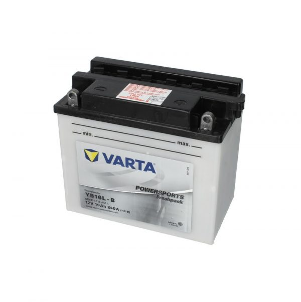 Akumulators VARTA POWERSPORT AGM YB16L-B VARTA FUN