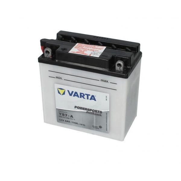 Akumulators VARTA POWERSPORT AGM YB7-A VARTA FUN