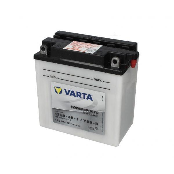 Akumulators VARTA POWERSPORT AGM YB9-B VARTA FUN